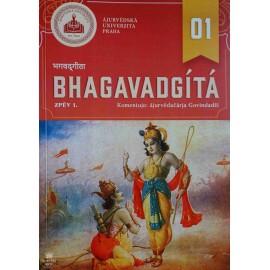BHAGAVADGÍTA 01 - zpěv 1.  s komentářem Góvindačárja Džíí