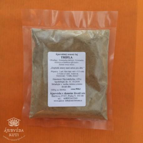 TRIFLA - TRIPHALA - směs ovoce myrobalan