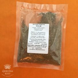 TULSÍ - Dárce zdraví (Ocimum sanctum)