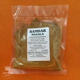 SAMBAR MASALA - Král jihoindické kuchyně