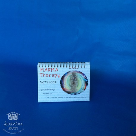Marma Therapy - Notebook