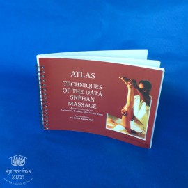 ATLAS TECHNIQUES OF THE DÁTÁ SNÉHAN MASSAGE