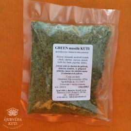 GREEN masálá KUTI