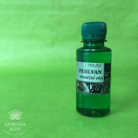 OLEJ PEHLVAN - masážní olej vát pitt ÁJUR KUTI