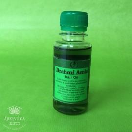 OLEJ BRAHMI AMLA - HAIR OIL ÁJUR KUTI - Vlasový olej bylinný